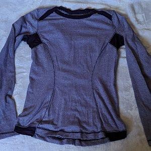 Lululemon running warm longsleeve sweater shirt